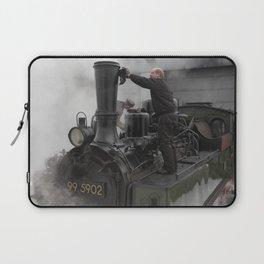 Steam locomotive 99 5902 from 1897 Laptop Sleeve