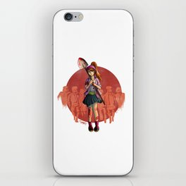 Land of the Rising Dead 2012 iPhone Skin