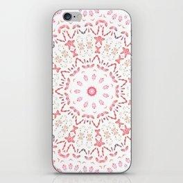 Love Eternal Pink iPhone Skin