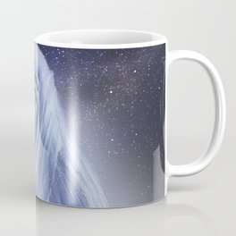 Galaxy girl portrait Coffee Mug