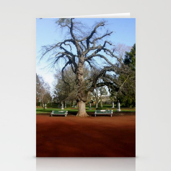 Elm Tree Stationery Cards