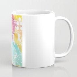 Watercolored Eggs Coffee Mug