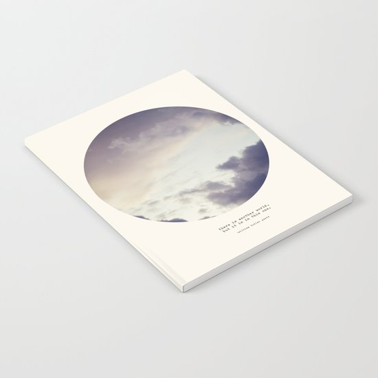 There Is Another World Notebook