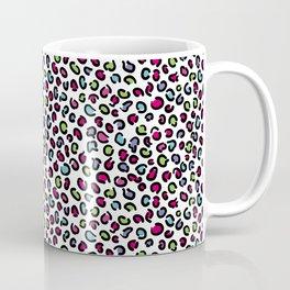 Multicolor Leopard Coffee Mug