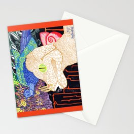 Hybrids In Conversation Stationery Cards