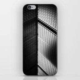 i am pixels iPhone Skin