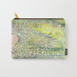 Art is Life Carry-All Pouch