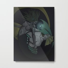 Romance in the Dark Metal Print