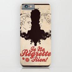 Non, Je Ne Regrette Rien iPhone 6s Slim Case