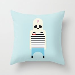 Marinerito Throw Pillow