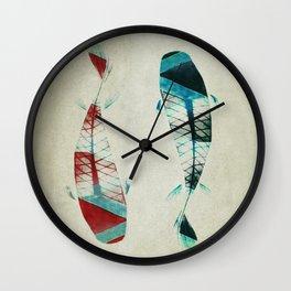 反対派 (opponents) Wall Clock