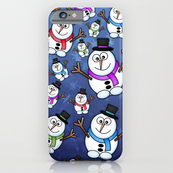Frosties The Snowmen. iPhone & iPod Case