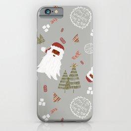 Hey Santa! iPhone Case
