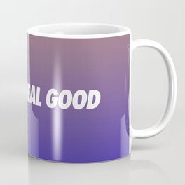 #TBT - PUSHITREALGOOD Coffee Mug