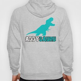 Daddy Gift Daddysaurus Rex Fathers Day First Time Dad Hoody