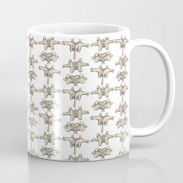 Spine - White Coffee Mug