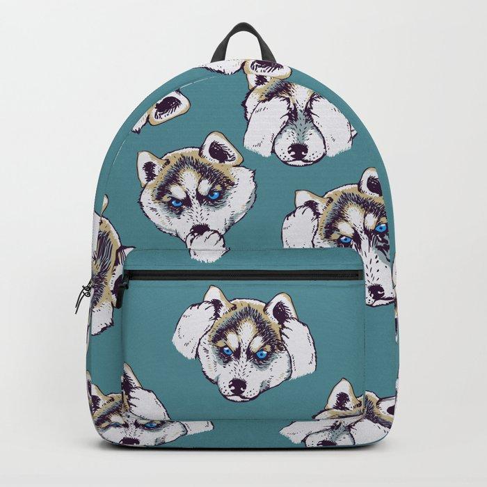 No Evil Husky Backpack