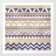 Pattern No. 2 Art Print