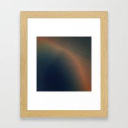 MOUNT RA Framed Art Print