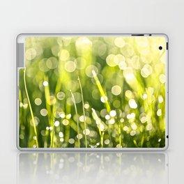 One Summer Morning Laptop & iPad Skin