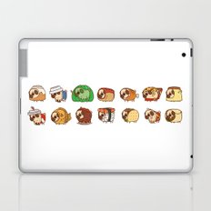 Puglie Food Collection 1 Laptop & iPad Skin