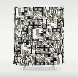 Pattern 01 Shower Curtain