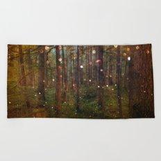 Midsummer Night's Dream Beach Towel