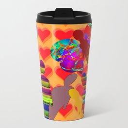 Answer meets questions ... Travel Mug