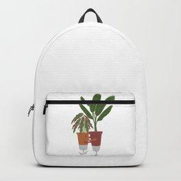 Hug-plants 01  Backpack