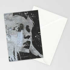 'in the mourn Stationery Cards