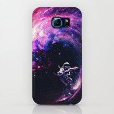 Space Surfing Slim Case Galaxy S7