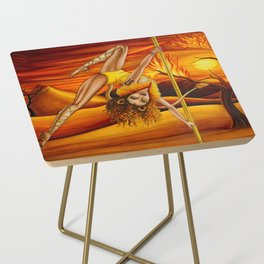 Pole Stars - LEO Side Table
