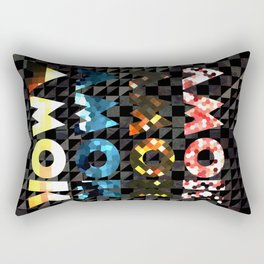 Atoms for Peace: AMOK Rectangular Pillow