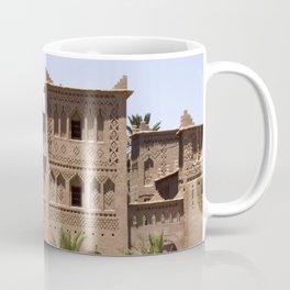 Kasbah in Morocco Coffee Mug
