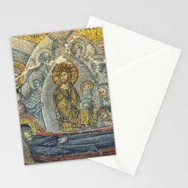 Dormition Of The Virgin Stationery Cards