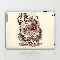 KILL THE KONG Laptop & iPad Skin