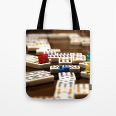 Mexican Train Tote Bag