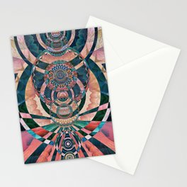 Down to the Top of the World Stationery Cards