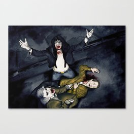 Vampire Attack Canvas Print