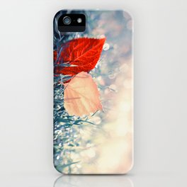 Autumn Dreams iPhone Case