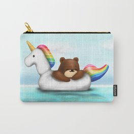 Almost Bearadise Carry-All Pouch