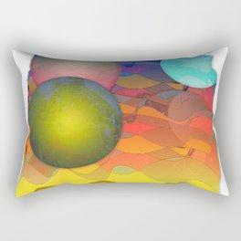 Sea Symphony Opus 101 Rectangular Pillow