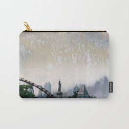 Oakland Cemetery Atlanta Carry-All Pouch