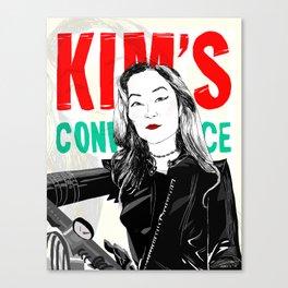 Kim's Convenience Canvas Print