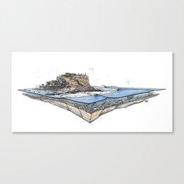 Pescadores Canvas Print
