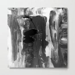 Abstraction Wonder No.2p by Kathy Morton Stanion Metal Print