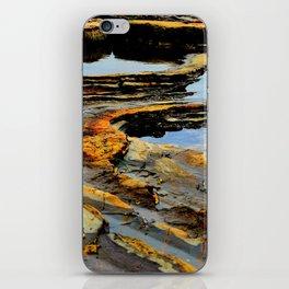 Tide Pools iPhone Skin