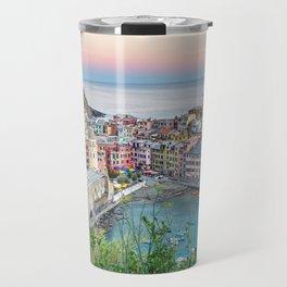 Cinque Terre, Italy Travel Mug