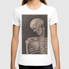 Live, but not alive, drawing T-shirt