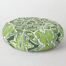 Green Serenity Floor Pillow